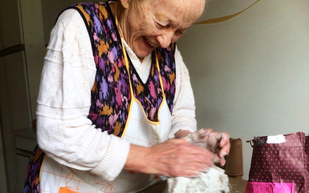Babičini recepti. Krapi.